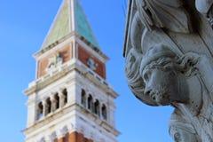 romantyczne Wenecji Obrazy Royalty Free