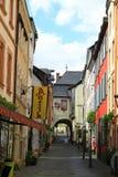 Romantyczni miejsca w Niemcy Obrazy Stock
