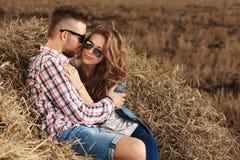 Romantyczni uczucia fotografia stock