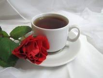 Romantyczny herbaciany przyjęcie Obraz Stock