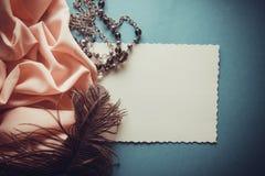 Romantyczny lila& menchii tło zdjęcia stock