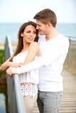 Romantyczny Pary romantyczny Obejmowanie Fotografia Royalty Free