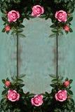 Romantyczny rocznik róż tło Zdjęcia Royalty Free