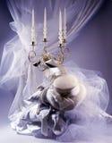 romantyczny set Zdjęcia Royalty Free