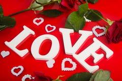 Romantyczny skład Obraz Royalty Free