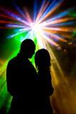 romantyczny tańca Obraz Royalty Free