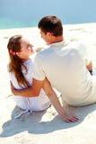 Romantyczny wakacje Zdjęcie Stock