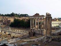 romanum της Ρώμης φόρουμ Στοκ Εικόνα