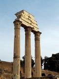 romanum της Ρώμης φόρουμ Στοκ Φωτογραφία