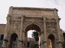 romanum de Roma de forum Images libres de droits
