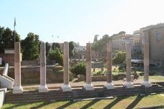 romanum rome форума cesare di foro стоковые фотографии rf