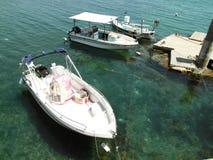 Romanzo i Larnaca av Cypern royaltyfri fotografi