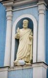 Romare - katolsk kyrka Royaltyfri Foto