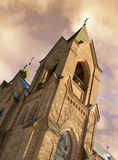 Romare - katolsk kyrka Royaltyfri Fotografi