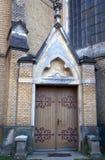 Romare - katolsk kyrka, Backa Topola, Serbien Royaltyfri Foto
