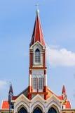Romare - katolsk kyrka i Vietnam Royaltyfri Foto
