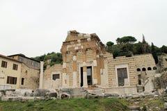 Romaren fördärvar Royaltyfria Bilder