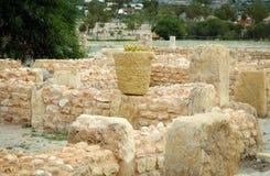 Romaren fördärvar av Sufetula royaltyfri fotografi