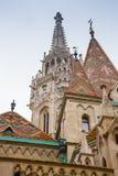 Romaren - katolsk kyrka, också som är bekant som kyrka av vår dam Arkivfoton