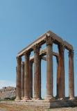 Romańskie Ruiny, Ateny, Grecja Zdjęcia Royalty Free