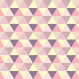 Romb pastele pattern orange violet. Rectangle texture Royalty Free Stock Photo