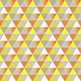 Romb pattern triangle texture Royalty Free Stock Images