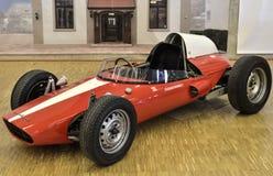 Rombaldi Panhard silnik od 1962, zasilający 2 butlami Zdjęcie Stock
