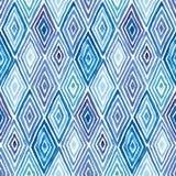 Rombvattenfärgmodell Royaltyfri Illustrationer