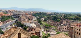 rome стоковое изображение rf