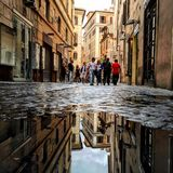 rome Royaltyfri Bild