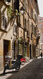 Rome. Street detail in Italy Royalty Free Stock Photography