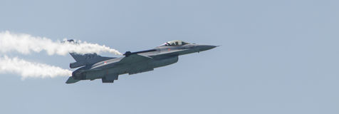 Rome Air Show 2014 stock image