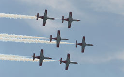 Rome Air Show 2014 stock photo