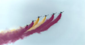 Rome Air Show 2014 Stock Photos