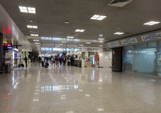 Rome Airport Royalty Free Stock Images