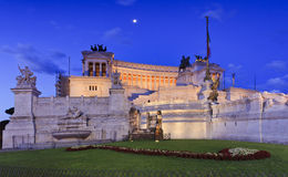 Rome Altar Sife sunrise Stock Images
