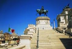 Rome, Altare-della Patria royalty-vrije stock foto's