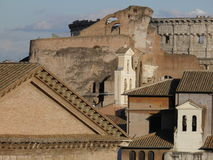 Rome ancient heritage Stock Photo