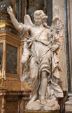 ROME - Angel statue  from San Ignacio Royalty Free Stock Photography