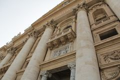 Rome antique architecture photography. Good for any design or project Stock Images