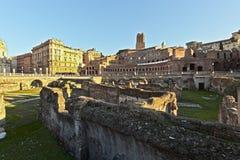 rome antyczne ruiny Zdjęcie Royalty Free