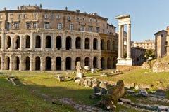 rome antyczne ruiny Obraz Stock