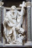 Rome - apostle Philippe from Lateran Stock Images