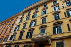 Rome architecture Stock Photography