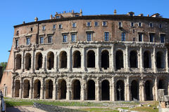 Rome architecture Royalty Free Stock Photos