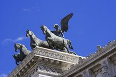 Rome Architecture. Detail Stock Images