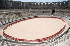 Rome arena in Arles Royalty Free Stock Images