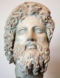 ROME - Asklepios bust Stock Photos