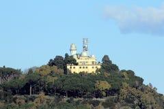 Rome astronomisk observatorium Fotografering för Bildbyråer