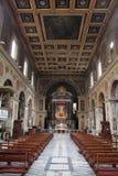 Rome basilica Royalty Free Stock Image
